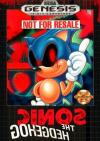 An Ordinary Sonic ROM Hack Box Art Front