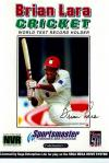 Brian Lara Cricket Box Art Front