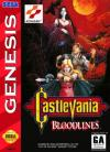Play <b>Castlevania Bloodlines Enhanced Colors</b> Online