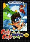 Chiki Chiki Boys Box Art Front
