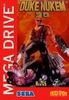 Duke Nukem 3D Box Art Front