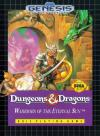 Dungeons & Dragons - Warriors of the Eternal Sun Boxart