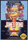 James Pond 2- Codename Robocod Boxart