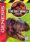 Lost World, The - Jurassic Park Box Art Front