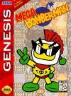 Mega Bomberman Box Art Front
