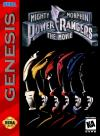 Power Rangers - The Movie Boxart