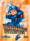Rocket Knight Adventures Boxart