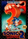 Sonic the Hedgehog 2 Boxart