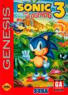 Sonic the Hedgehog 3 Box Art Front