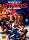 Streets of Rage 2 Box Art Front