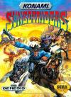 Sunset Riders Boxart