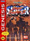 Super Street Fighter II - The New Challengers Box Art Front