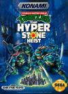 Teenage Mutant Ninja Turtles - The Hyperstone Heist Boxart