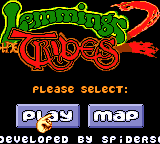 Play <b>Lemmings 2 - The Tribes (unreleased)</b> Online