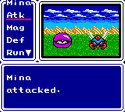 Phantasy Star Gaiden (english translation) hack (GG) Game