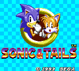 Play <b>Sonic & Tails (Demonstration Sample)</b> Online
