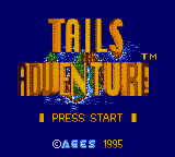 Play <b>Tails Adventure LX</b> Online