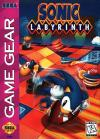Sonic Labyrinth Box Art Front
