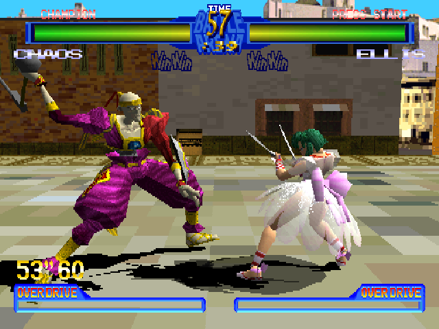 Play Battle Arena Toshinden 2 Japan 951124 Online Mame Game Rom