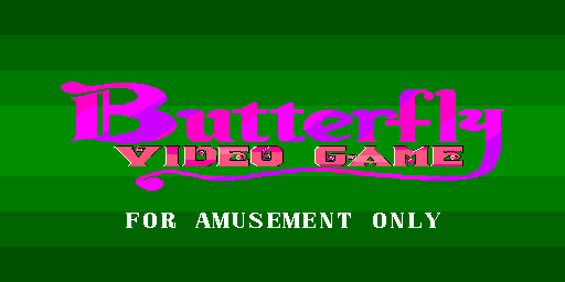 Play <b>Butterfly Video Game (ver.U350C)</b> Online