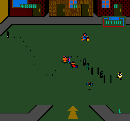 Domino Man Screenshot 2