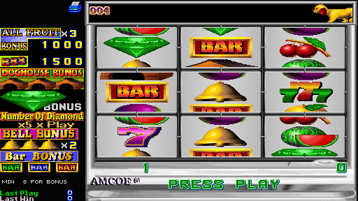 Fruit Bonus 2004 (Version 1.5R, set 1)