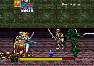 Golden Axe: The Revenge of Death Adder (World)