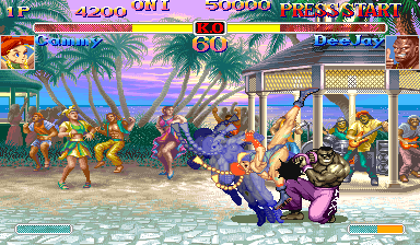 Hyper Street Fighter 2: The Anniversary Edition (USA 040202)
