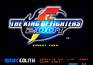 King of Fighters 2001, The (set 1)