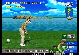 Neo Turf Masters + Big Tournament Golf
