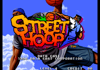 Street Hoop + Street Slam + Dunk Dream