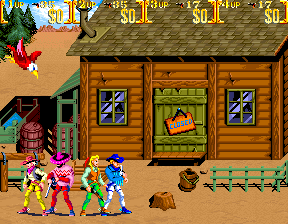 Sunset Riders (4 Players ver EAC) Screenshot 2