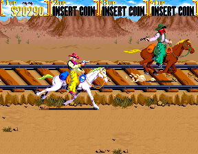 Sunset Riders (4 Players ver EAC) Screenshot 3