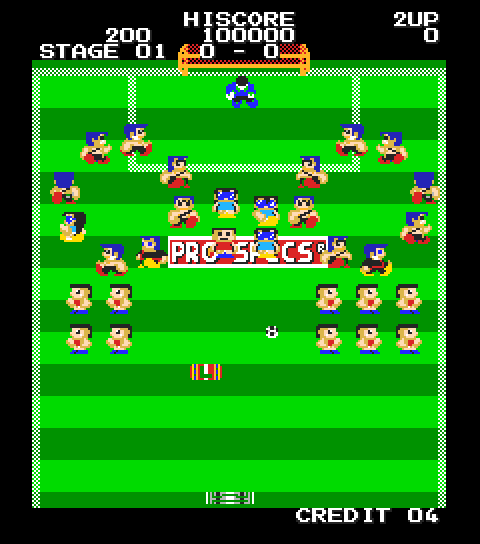 Super Free Kick (set 1)