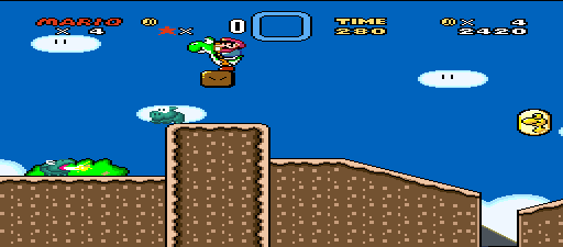 Super Mario World (Nintendo Super System)