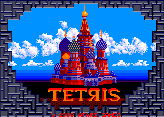 Tetris (Atari Games) (set 1)
