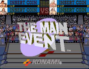 The Main Event (4 Players ver. Y)