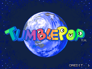 Tumble Pop (World)