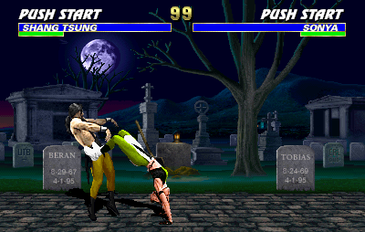 Ultimate Mortal Kombat 3 (rev 1.2)