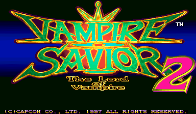 Play <b>Vampire Savior 2: The Lord of Vampire (Japan 970913)</b> Online