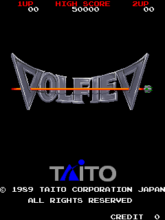 Volfied (World, revision 1)