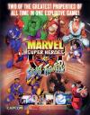 Marvel Super Heroes Vs. Street Fighter (Euro 970625) Boxart