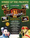 Play <b>Street Fighter III 3rd Strike: Fight for the Future (Euro 990608)</b> Online
