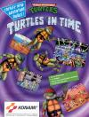 Teenage Mutant Ninja Turtles - Turtles in Time (4 Players ver UAA) Boxart