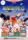 Windjammers + Flying Power Disc
