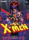 X-Men (4 Players ver UBB)