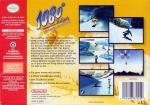 1080 Snowboarding Box Art Back
