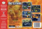 BattleTanx Box Art Back