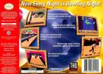 Brunswick Circuit Pro Bowling Box Art Back