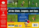 FIFA 99 Box Art Back